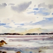 Birch Point State Park_16x12_Watercolor