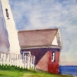 Pemaquid Lighthouse_16x12_Watercolor