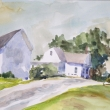 Pacific Street, Rockland_16x12_Watercolor
